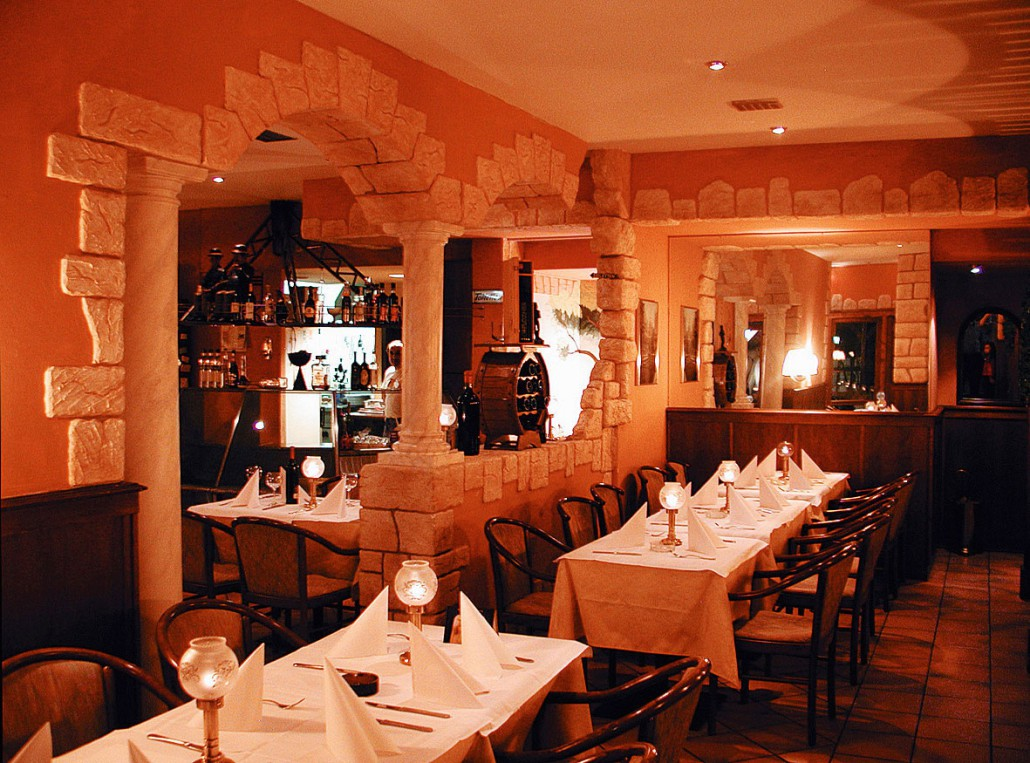 La Gondola Restaurant Bournemouth Menu