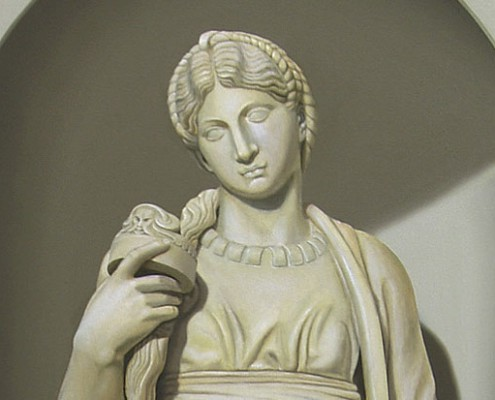 Michelangelo-Leah-Nische-Detail